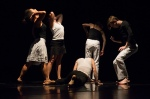 Image of dancers depicting a dynamic core and representing how a vision statement should be built.