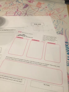 passion discovery worksheet