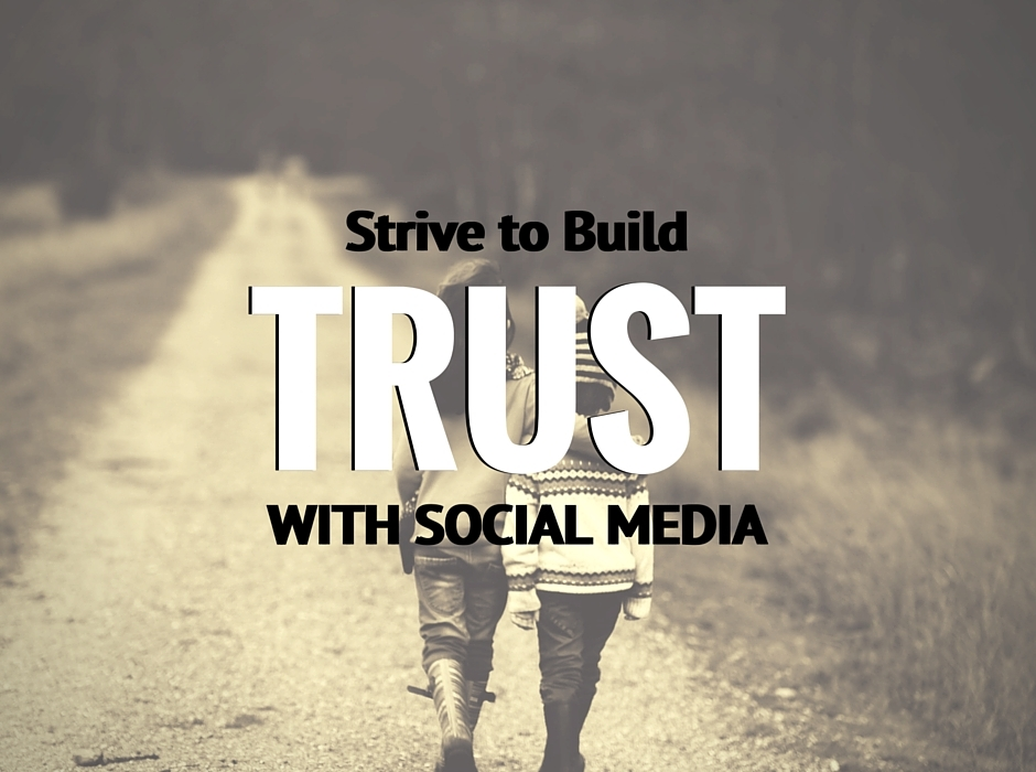strive to build trust with social media at zingahart.com for ohio women leader group