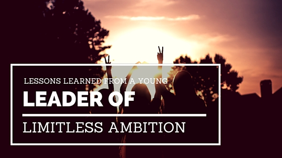 lessons learned from leading limitless ambition for the ladies who launch gala