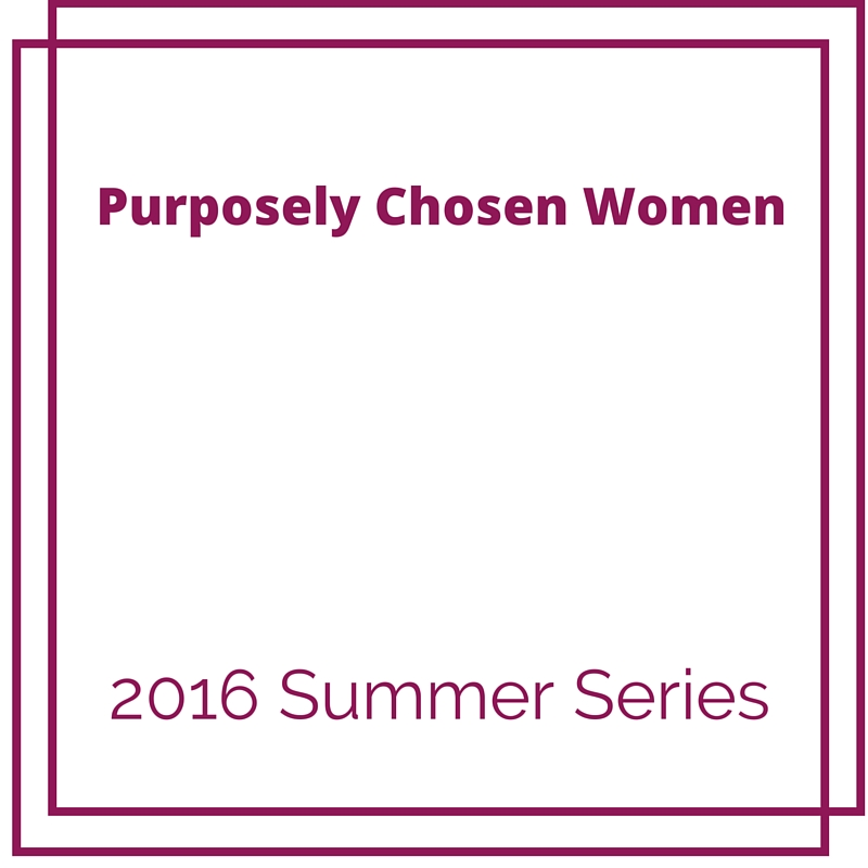purposely chosen women's leadership in northeast ohio, specifically the akron and cleveland area