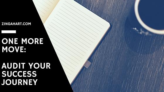 audit your success journey