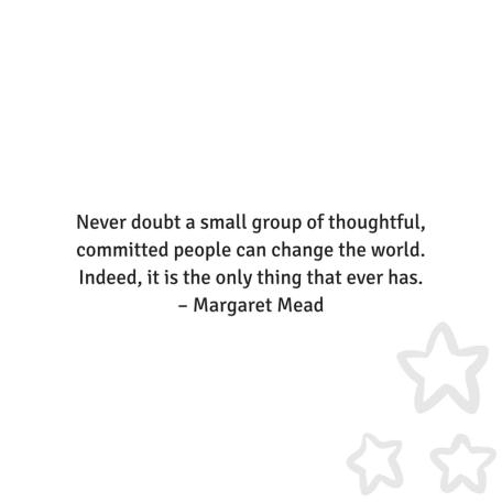 success quotes mead zinga hart
