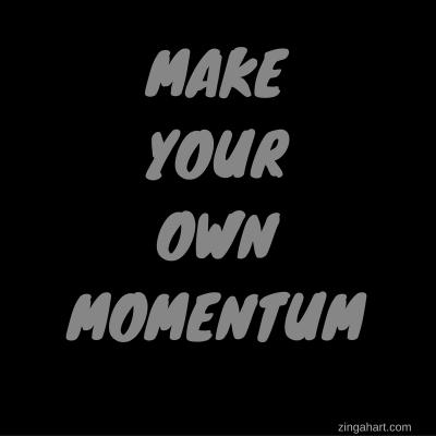 momentum-quote